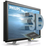 3D tv Philips