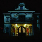 3D Video Mapping op Villa Volta